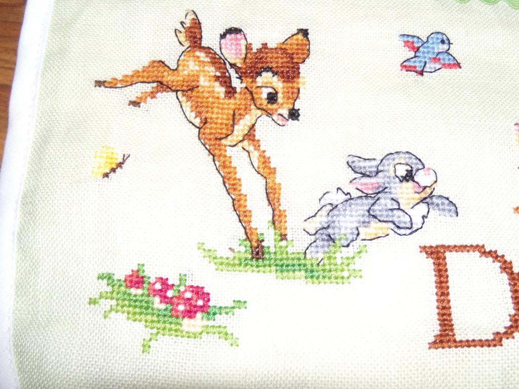Bambi s'invite chez Dimitri ^^ dans Broderie dscn0275