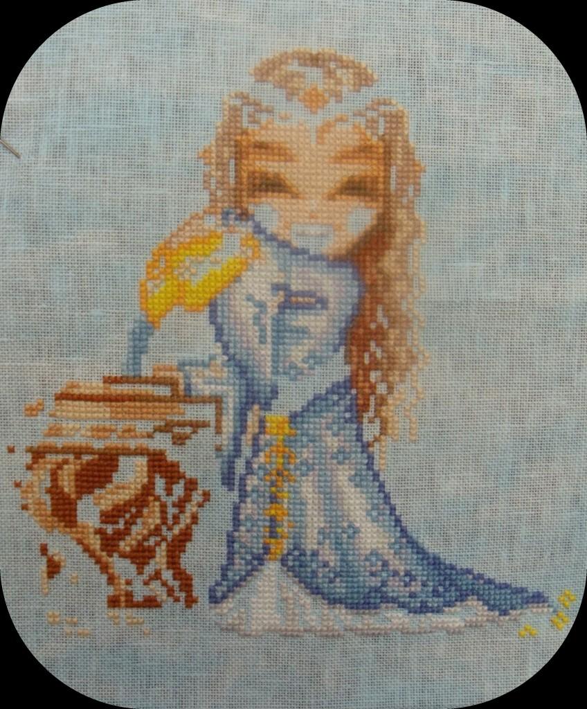 Avancée de la semaine – Artiste Mystère #5 – Dame de la Forêt d'Or #3 – Jeu #2 dans Chibi Stitches dscn0723